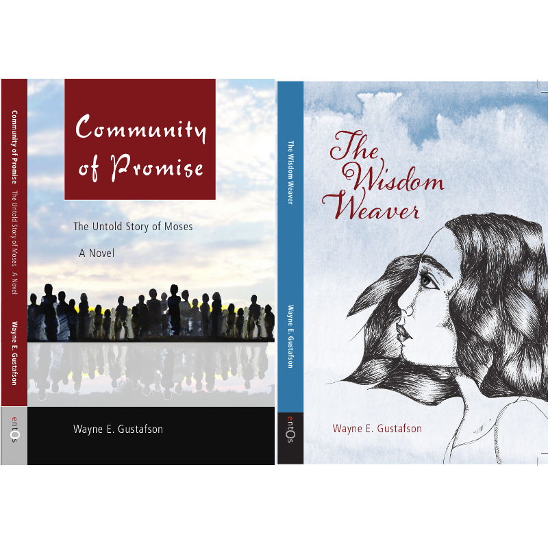 """The Wisdom Weaver"" & ""Community of Promise - MOBI (older Kindle)"